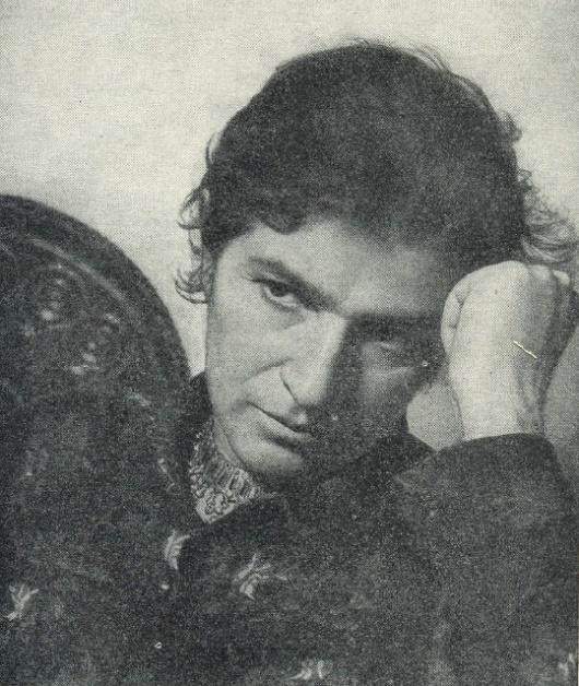 Soviet Dagestan goldsmith Manaba Magomedova