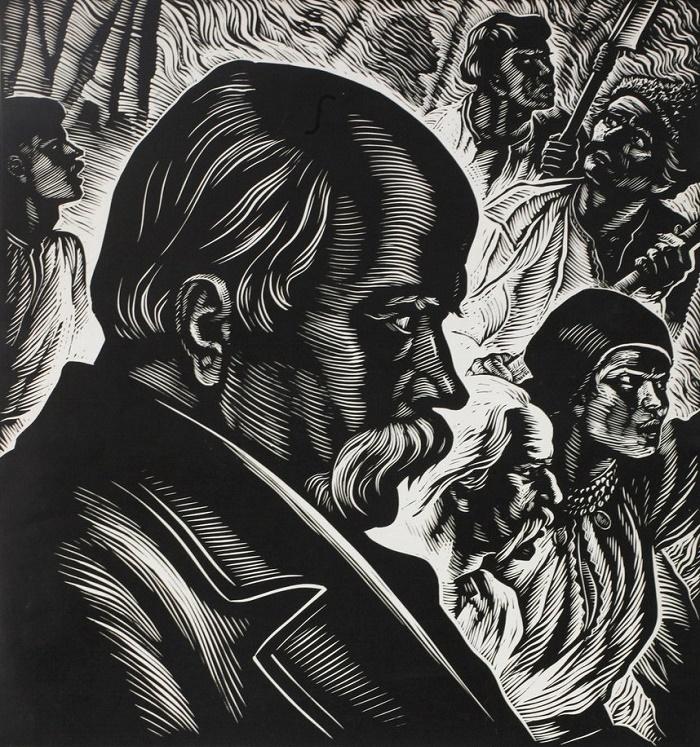 Taras Shevchenko. 1960