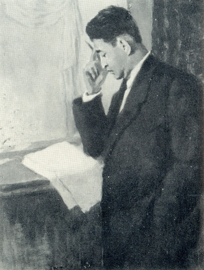 The poet Hakim Alimjan. 1963-1964