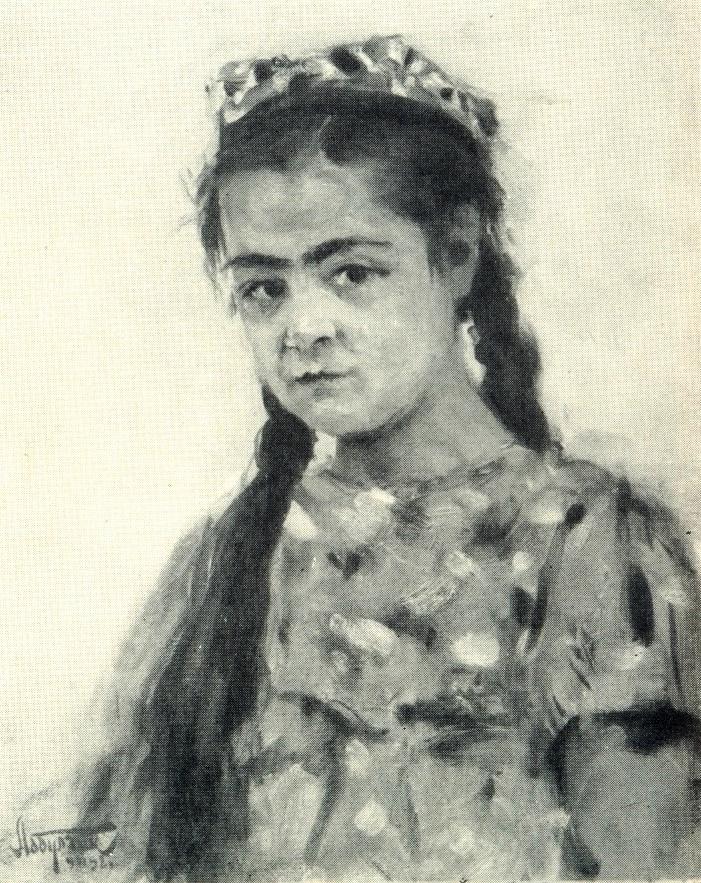 Yulduz Khan. 1952