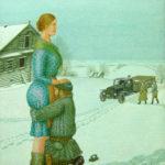 Soviet artist Vladimir Davydovich Ivanov