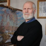 Soviet Russian artist Oleg Gadalov (29 August 1935 - 11 June 2016)