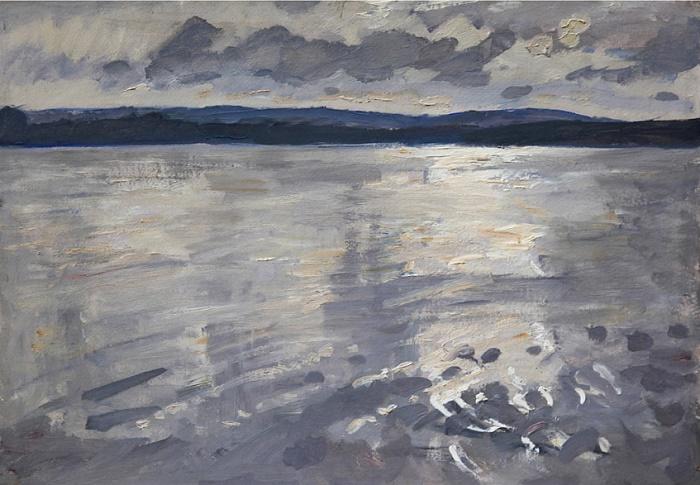 The Lake. 1980s