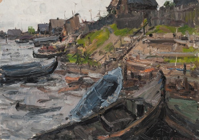 Boats. 1963