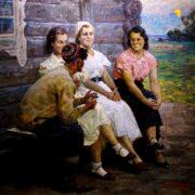 Girls. 1956