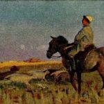Soviet Kazakhstan artist Kamil Shayahmetov 1928 – 1995