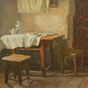 Interior. 1956