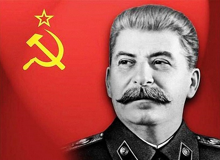 Joseph Stalin (18 December 1878 – 5 March 1953). Thank you comrade Stalin for our happy childhood