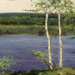 Soviet artist Alexey Belykh