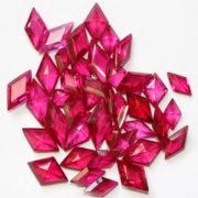 Pink rubies