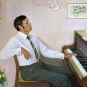 Portrait of Ilkham Shakirov