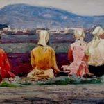 Soviet artist Yuri Mikhailovich Neprintsev 1909-1996