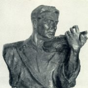 A. Urartu. Portrait of A. Gabrielyan. 1943