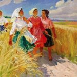 Soviet art through one picture artists