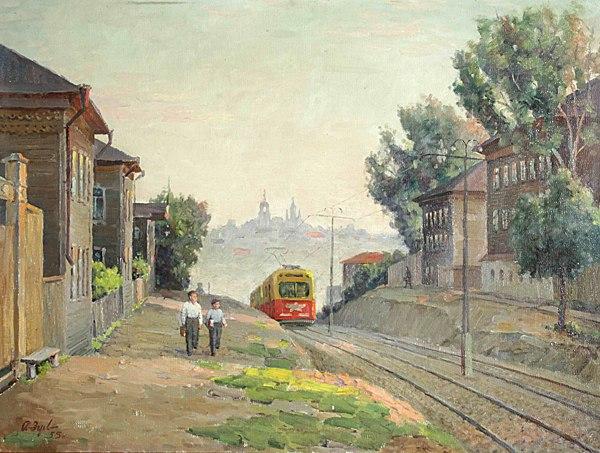 Agap Sergeevich Zuev (1922-1985). A vie