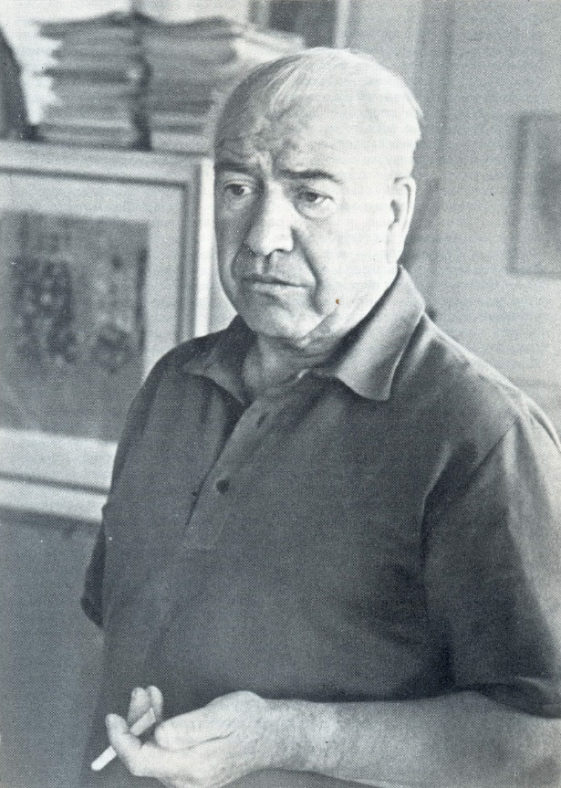 Aleksandr Aleksandrovich Deyneka (May 20, 1899 – June 12, 1969), painter, graphic artist and sculptor
