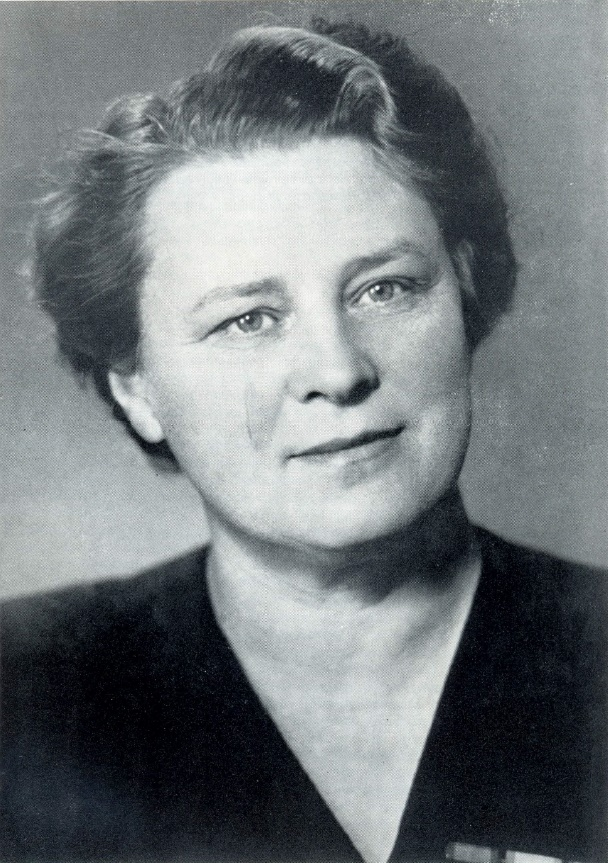 Alla Konstantinovna Tarasova (6 February 1898 – 5 April 1973), actress