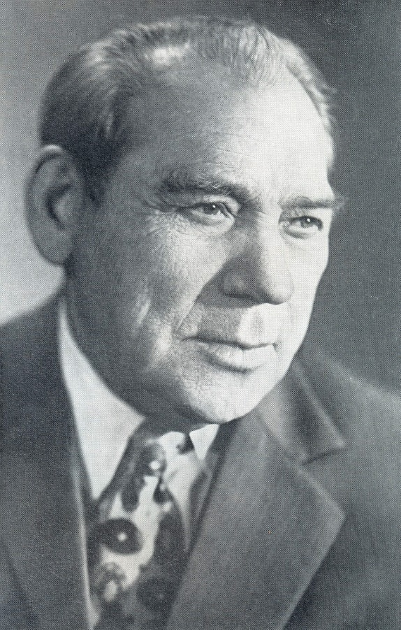 Anatoli Grigorievich Novikov (30 October 1896 - 24 September 1984), composer, a choral conductor and a political activist