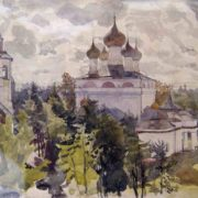 Churches of Uglich