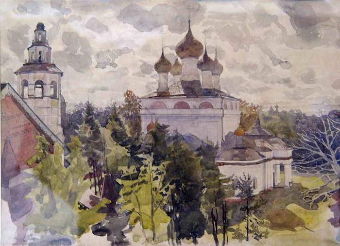 Churches of Uglich
