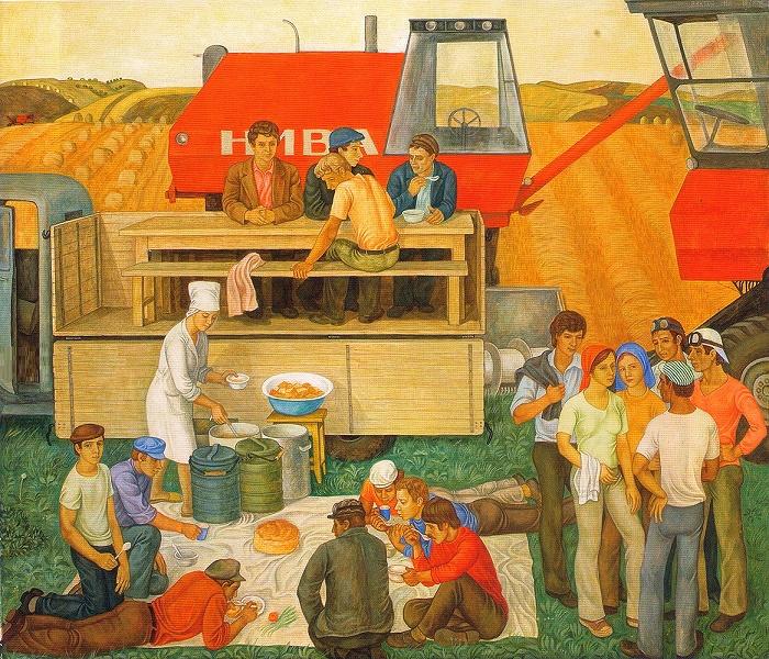 Combiners.1979 (Orenburg Regional Museum of Fine Arts)