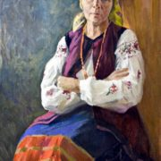 Female portrait. 1981