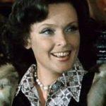 Soviet Lithuanian actress Eugenia Pleshkite