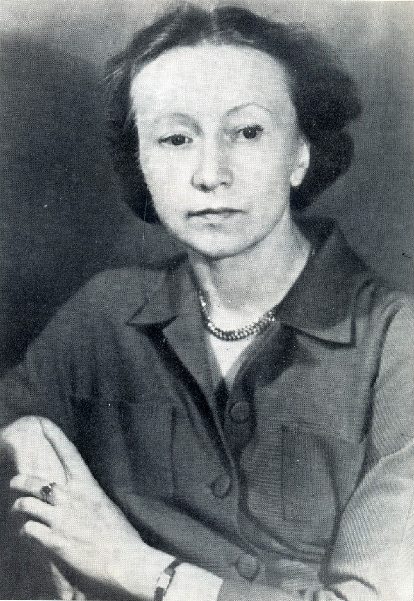 Galina Sergeyevna Ulanova (8 January 1910 - 21 March 1998), ballet dancer