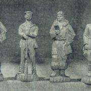 I. Stulov. Defenders. 1943-1944