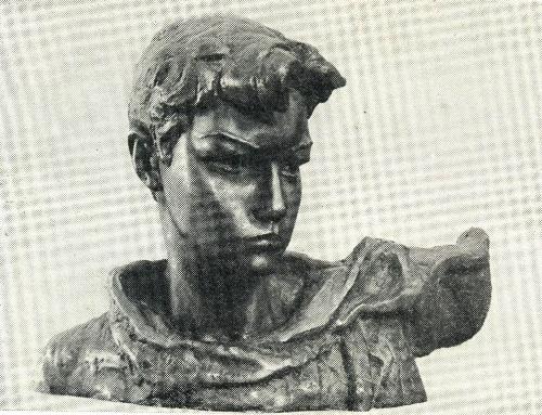 L. Kulakov. Zoya. Bronze. 1978