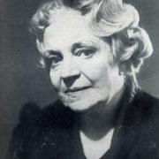 Lilita Davydovna Priede-Berzina (1903-1983) - Soviet Latvian actress