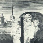 M.K. Yuksine. Walk. 1979
