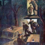 Mikhail Merenkov (1936) Alarm. 1977