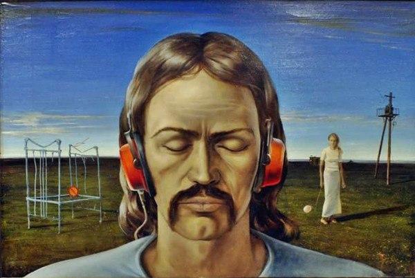 Music lover. 1980s