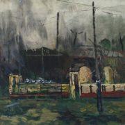 Nikolay Leonidovich Simonovsky (1958). Call tram. 1979