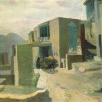 Soviet painter-portraitist Elena Shegal 1924-1979