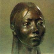 R.Ya. Safargalieva. Maria. 1979