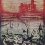 Soviet graphic artist Vladimir Bendinger 1924-2012