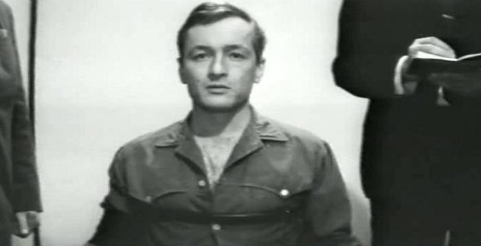 Soviet actor Mikhail Nozhkin. 'Resident mistake'. 1968
