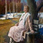 Soviet theater artist Pyotr Alekseyevich Belov 1929-1988
