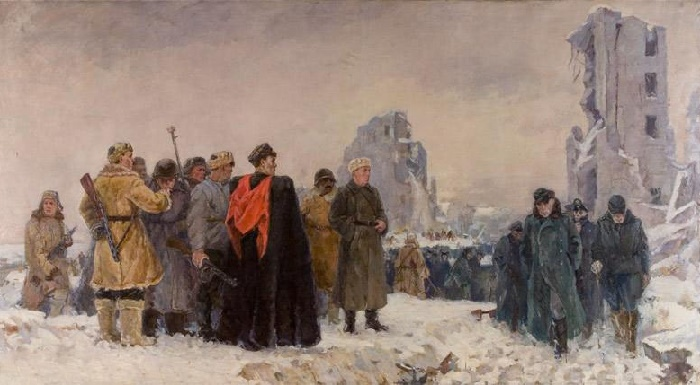 Stalingrad, 1946 (diploma)