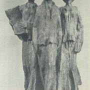 T.G. Gevorkyan. First builders. 1979