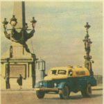 USSR Automotive Industry