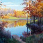 Soviet artist Sergei Yakovlevich Dunchev 1916-2004