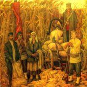 V. Monastyrny (Krasnodar). Communards. Kuban marshes. 1980-1981