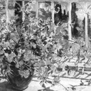 V. Tsvetkova. Japanese quince