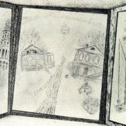 V. Yu.Shaporin (Moscow). A. Belinsky. Fifth decade. Set Design. 1978
