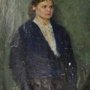 Woman's portrait