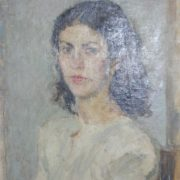 Young Woman's portrait