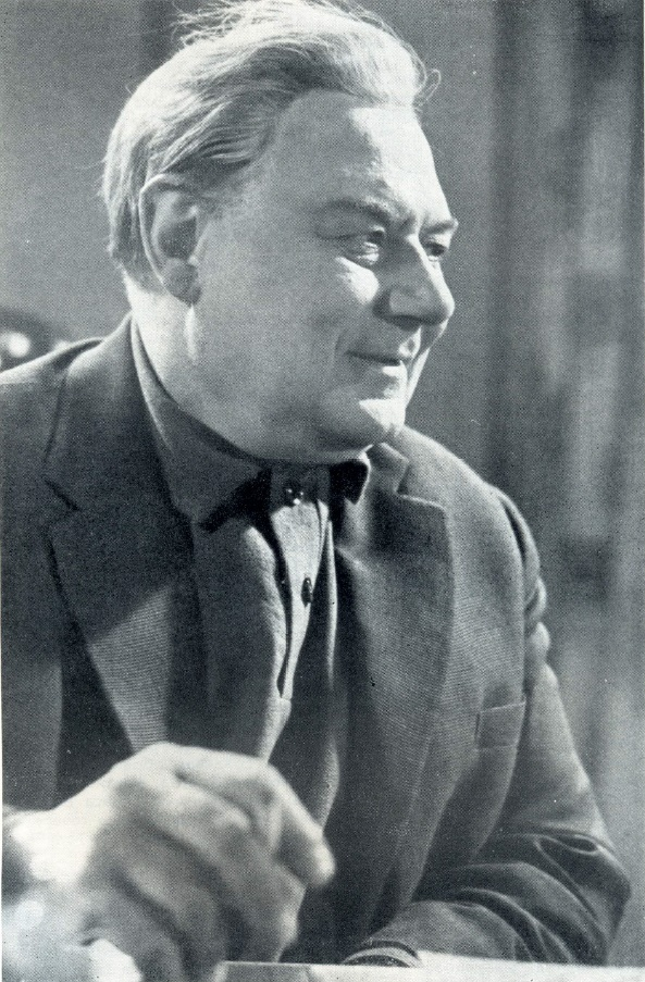 Yuri Vladimirovich Tolubeyev (May 1, 1906 - December 28, 1979), actor
